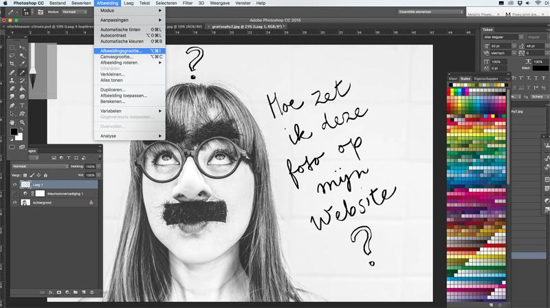 5 tips: zo zet je foto's goed op je website