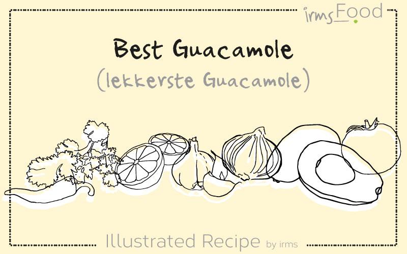 De lekkerste guacamole