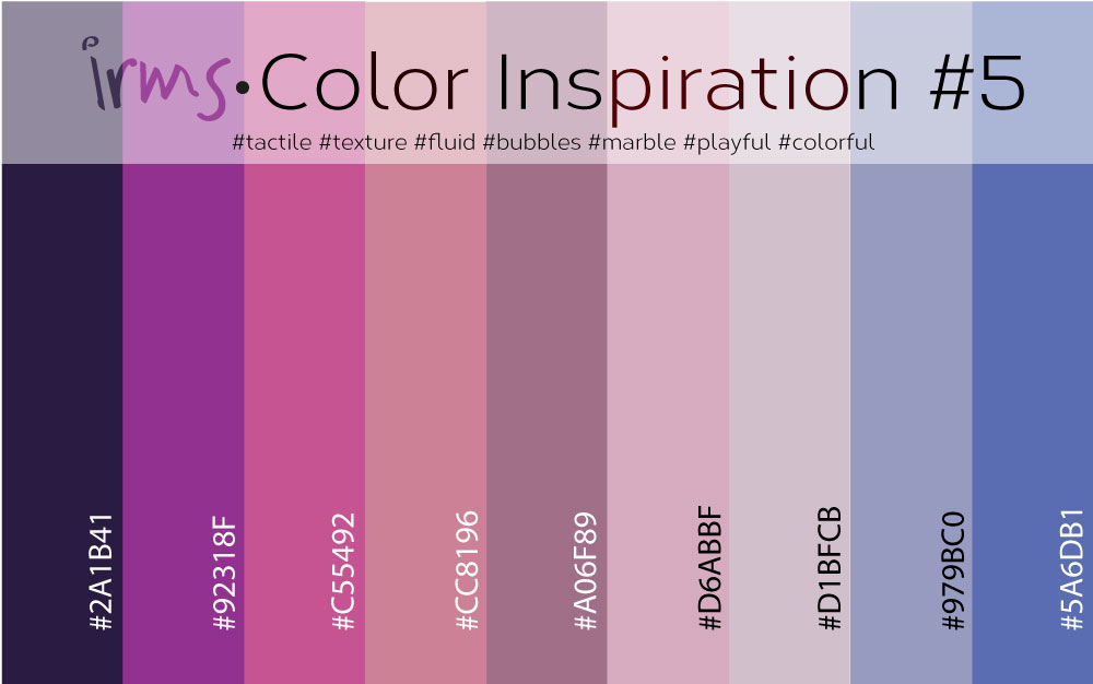 colorinspiration#5-tactile