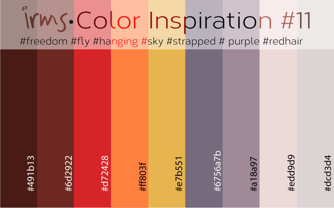 colorinspiration#11-roodhaar