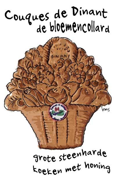 lekkernij Dinant koeken
