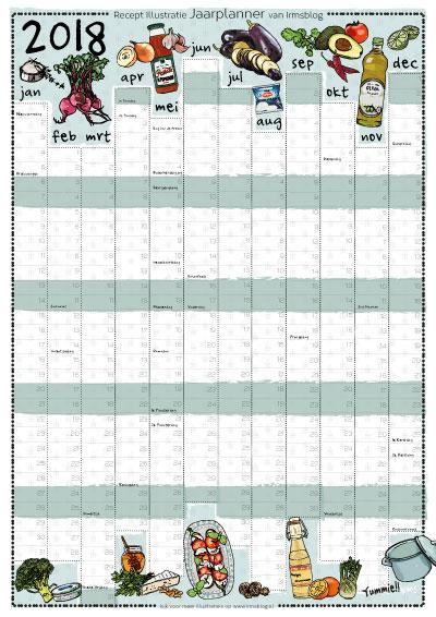 jaarplanner 2018-irmsblog