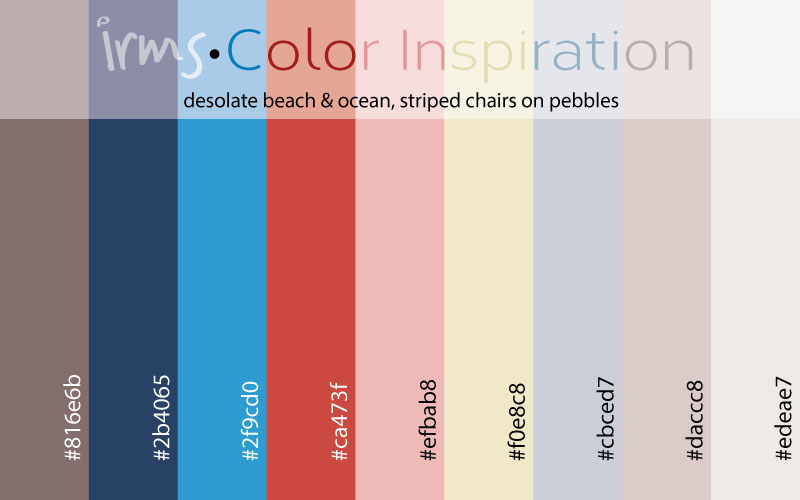 colorinspiration#1-Beach