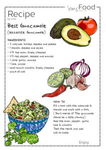 gauacamole-recipe