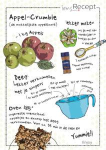 appel-crumble-recept