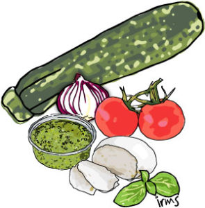 illustratie-courgette-capresse