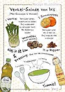 venkel-sinasappel-salade