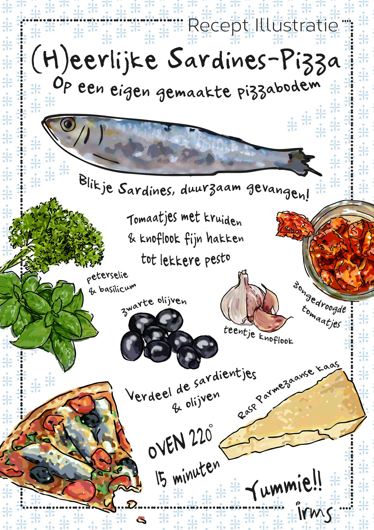 sardines-recept-illustratie-irms