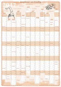 jaarplanner-yoga