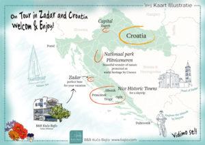 kaart-kroatie