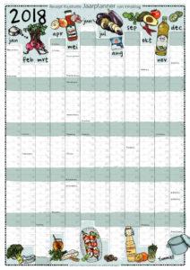 jaarplanner-recept-2018