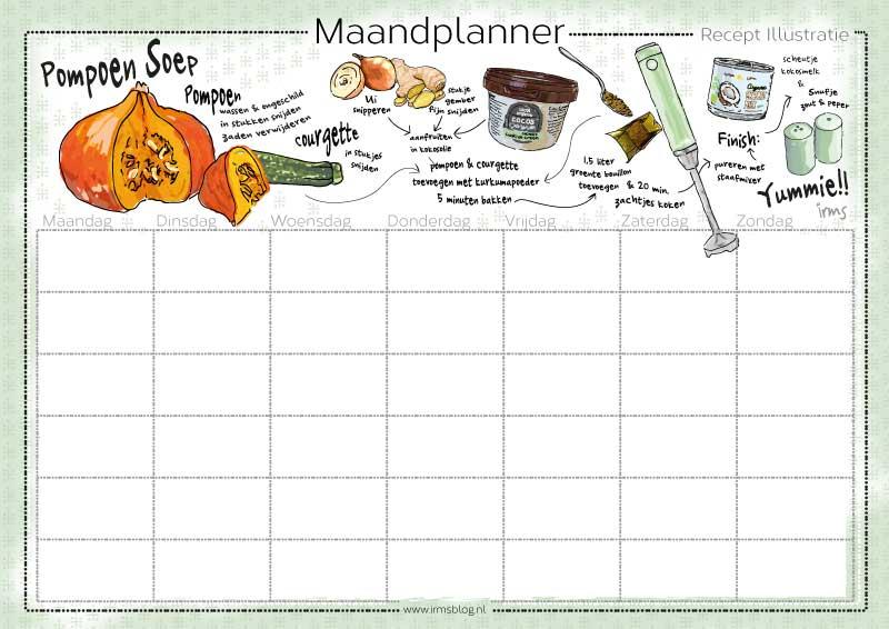 Maandplanner-irmsblog