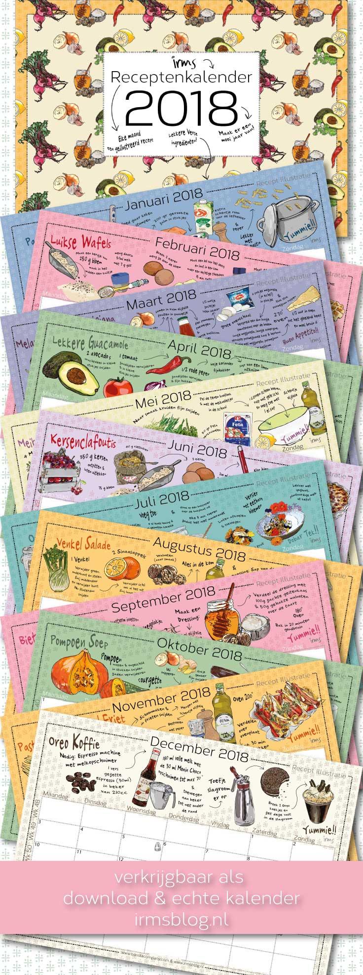 receptenkalender-2018-irms