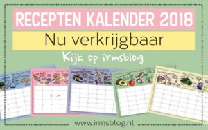 receptenkalender-header