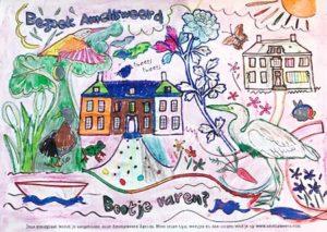 Pasa Nacar 7 jaar -kleurplaat-amelisweerd