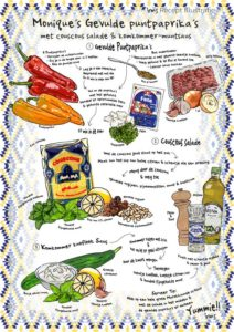 gevulde-puntpaprika-recept-irmsblog